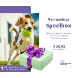Verrassing Speelbox
