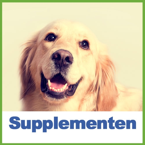 Supplementen hond